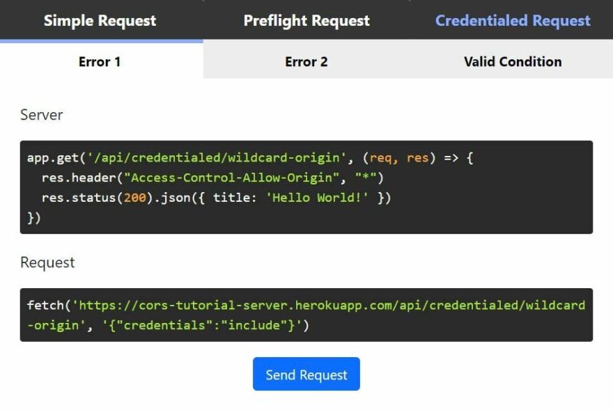 credentialed-request-server