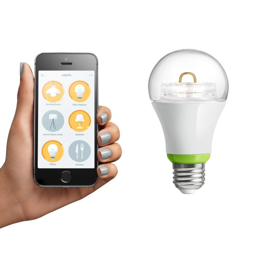 I got a starter pack with 2 of these bulbs and a gateway for $25