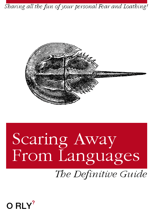 Warning Away From Languages