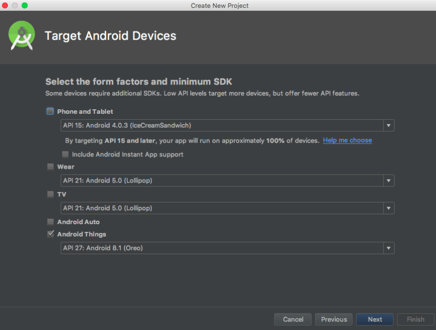 How to build your own security system using Android Things - DEV