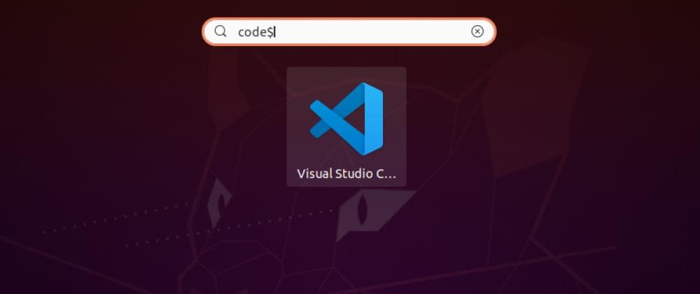 Cover image for Instalación de VCode en Linux Ubuntu
