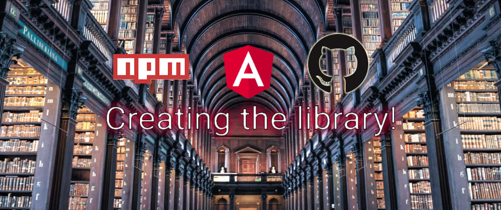Cover image for Why did I make the npm library?