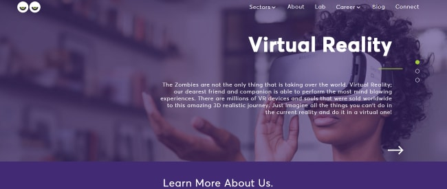 Zombie-Best Virtual Reality Development Company