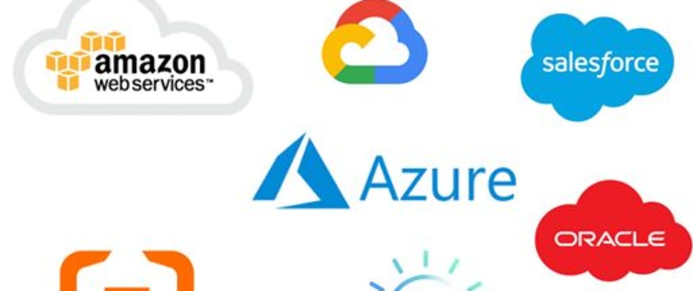 Cover image for A list of major cloud service providers and free resources available
