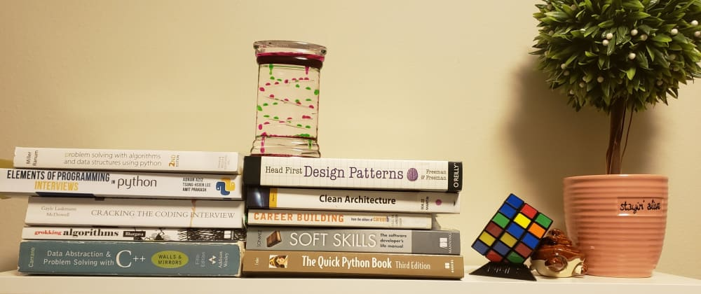 Cover image for 10 Books I am reading (NOT at the same time)