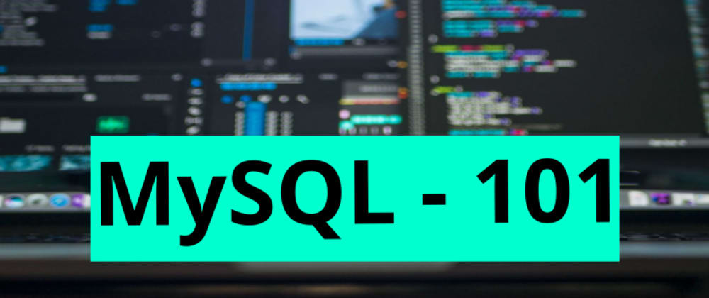 Cover image for Get started with MySQL | Mini-Guide