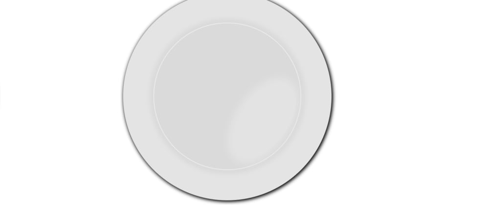 Cover image for CSS Plate for Your Recipe App