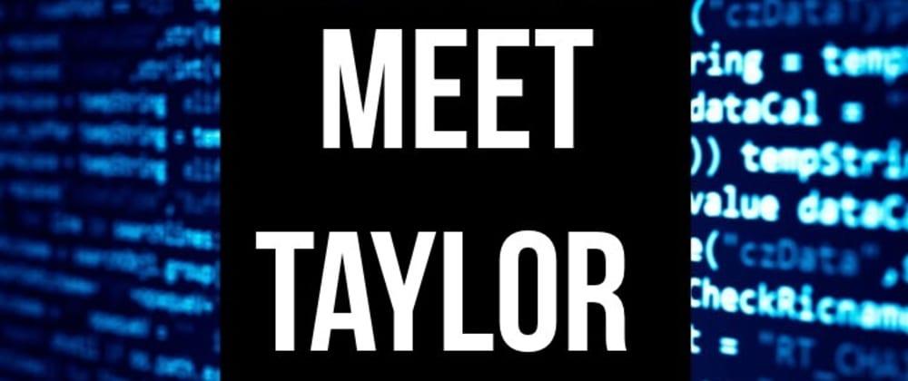 Cover image for Born Blind: Meet Taylor the Web Developer