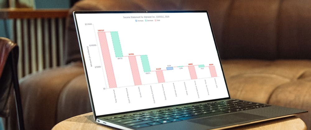 Cover image for How to Build a Waterfall Chart with JavaScript