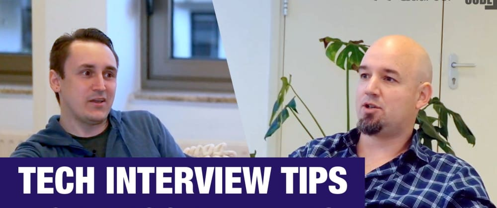 Cover image for Technical interview tips - interview with CTO