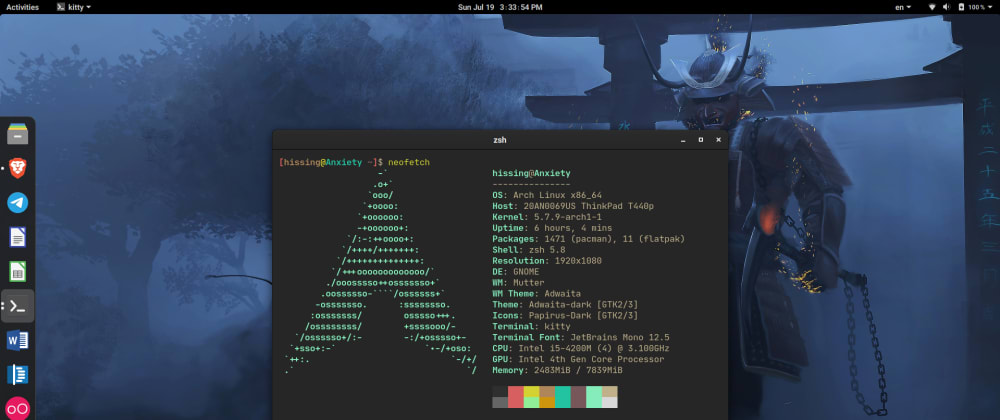 Cover image for Turn your Manjaro into Arch
