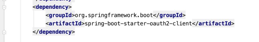 《Spring Boot社交和依赖项概述》