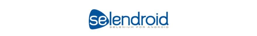 Selendroid logo, Mobile testing tool