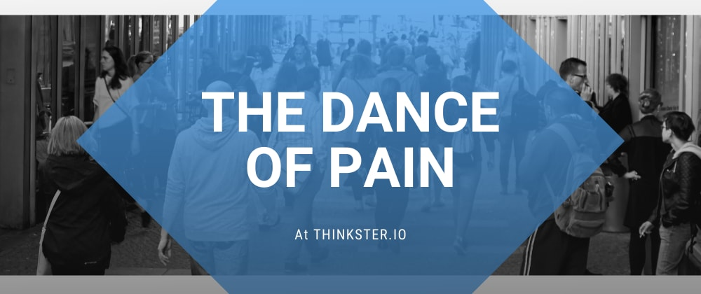 Cover image for The Dance ofPain