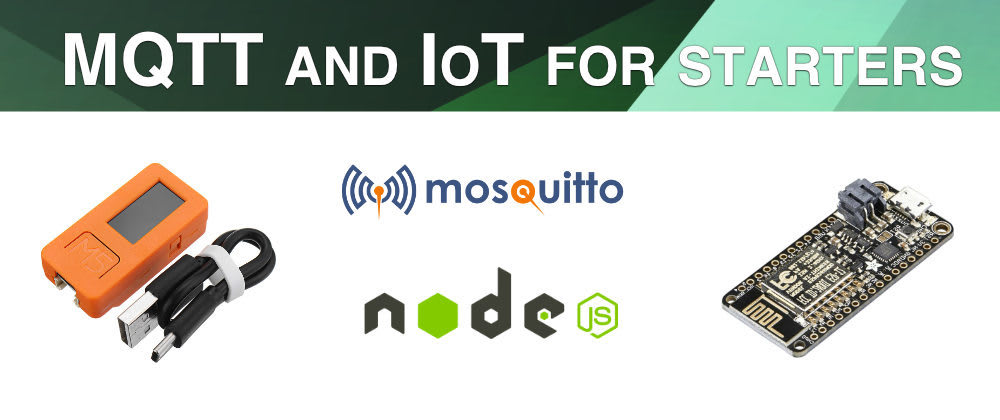 Cover image for Push the button - Getting Started With IoT & MQTT
