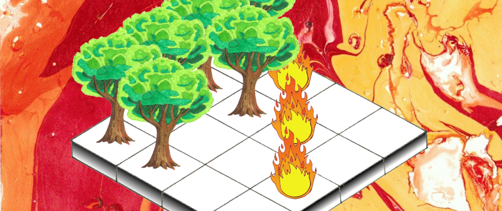 Cover image for How Fire Spreads: Mathematical Models and Simulators
