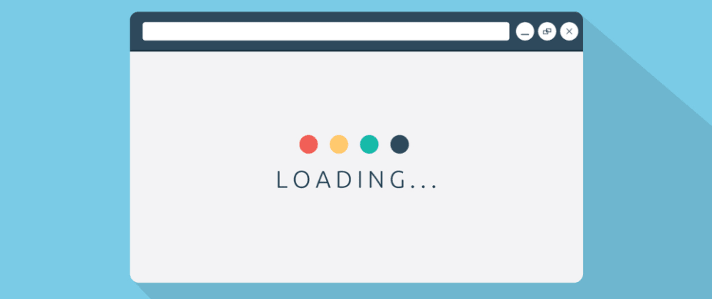 Cover image for Why do websites take so long to load?