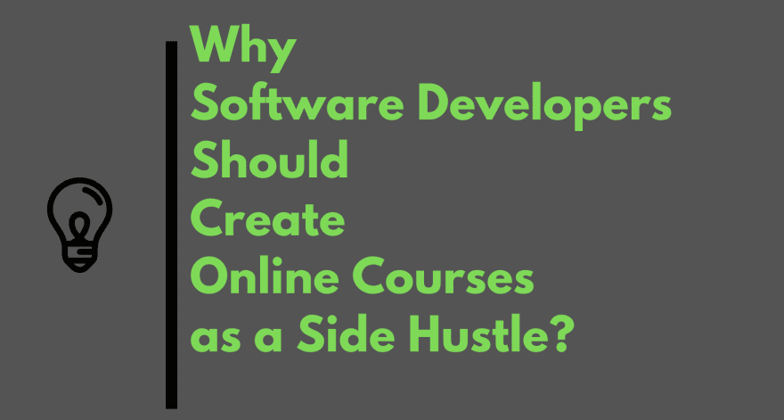 How blogger and programmers can learn and earn by creating online courses