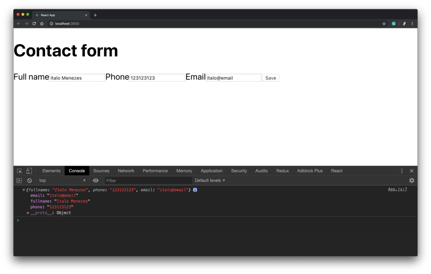 unform working