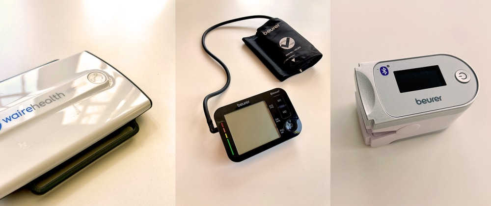 Cover image for Bluetooth devices that change healthcare