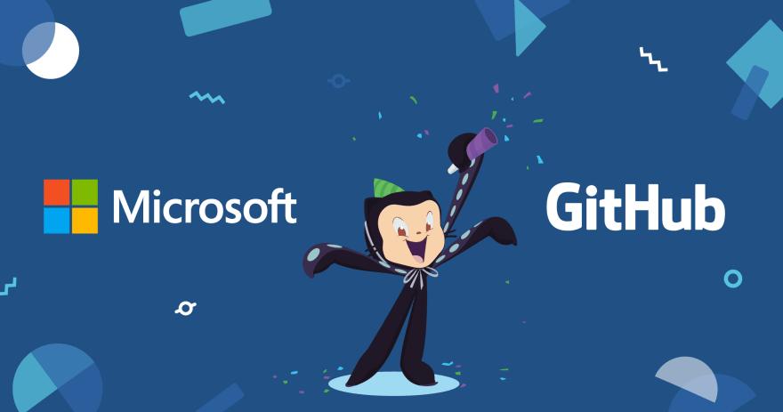 Microsoft acquired GitHub