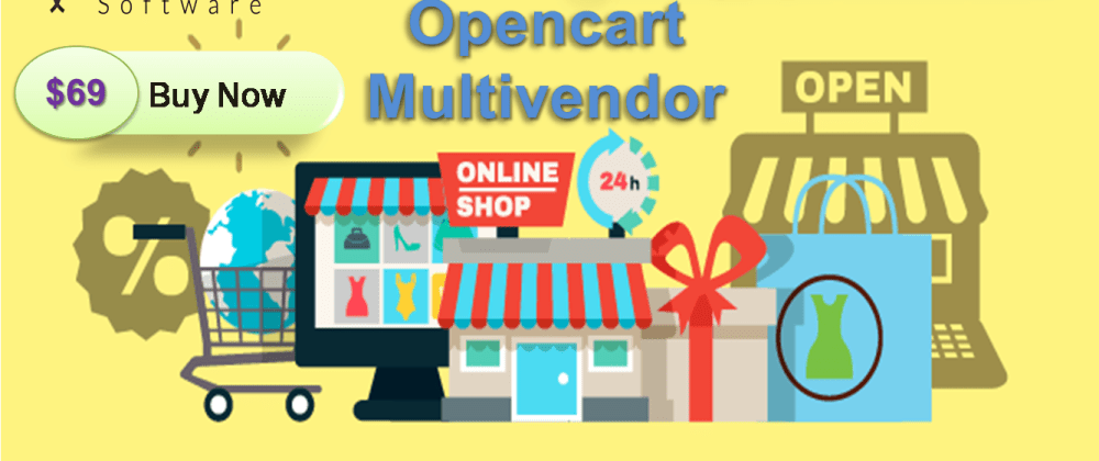 Cover image for How Admin Communicate With Seller in Opencart Multivendor marketplace?