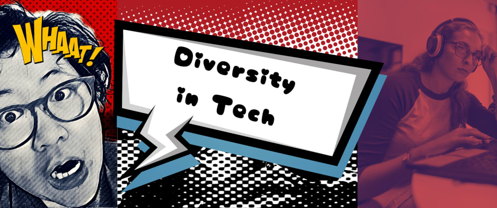 Cover image for Diversity in Tech Groups Page created with 11ty