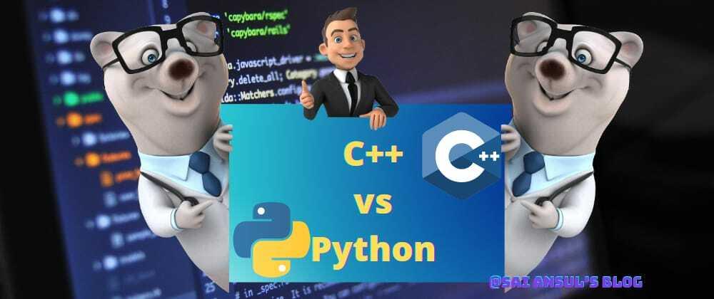 Cover image for C++ vs Python