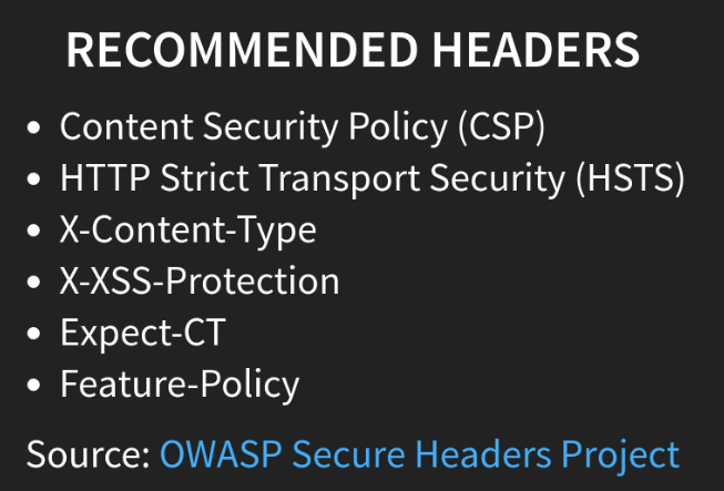 Secure Headers