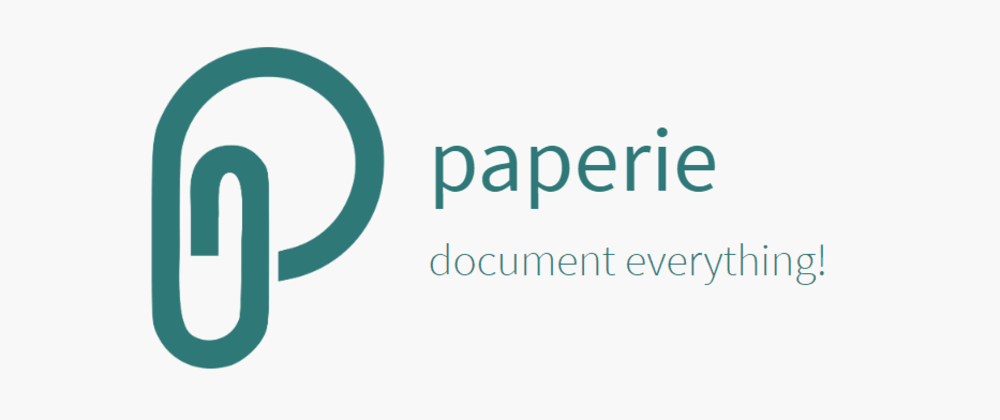 Cover image for paperie - looking for beta testers