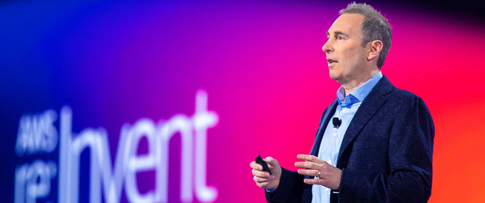 Cover image for Top picks from Andy Jassy's reInvent 2020 keynote