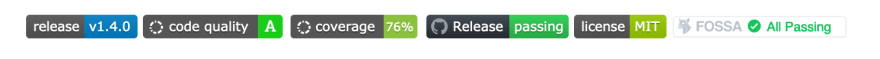 Making My GitHub Repository Look Fancy with Status Badges