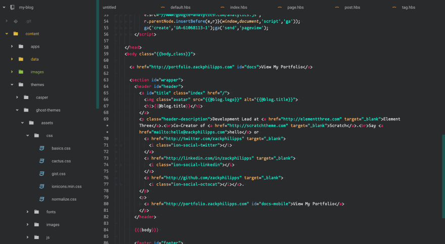 How I Switched from Sublime Text to Atom