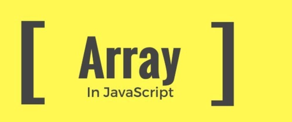 Cover image for Possible ways of Iterating ARRAYS in JavaScript