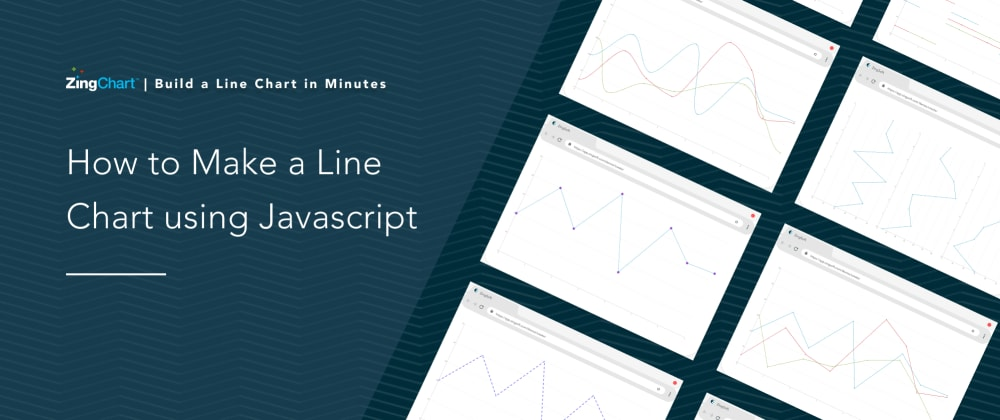 Cover image for How to Create a Line Chart Using JavaScript