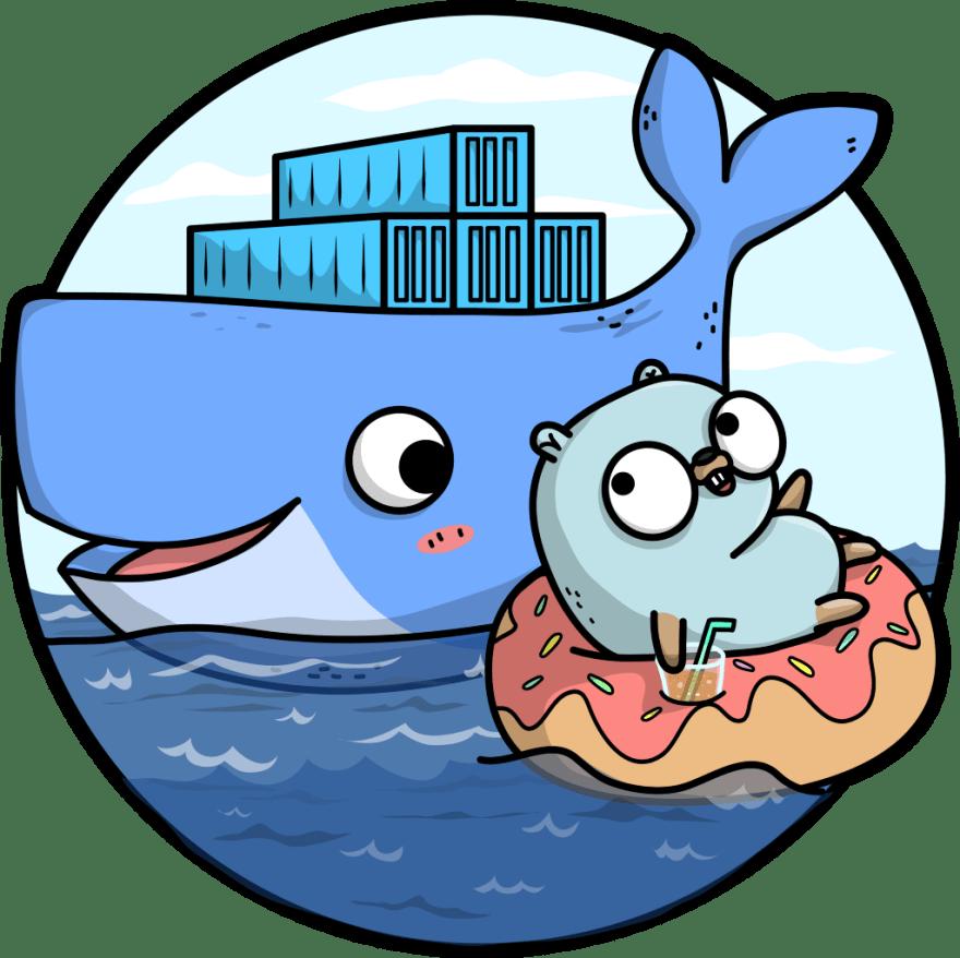 Go — build a minimal docker image in just three steps - DEV