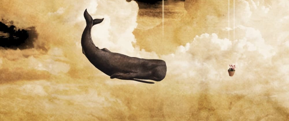 Cover image for Douglas Adams's Whale
