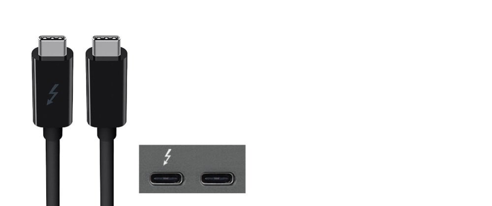 Cover image for Thunderbolt-3 versus USB-C