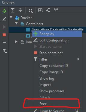 IntelliJ Docker plugin - DEV Community 👩 💻👨 💻