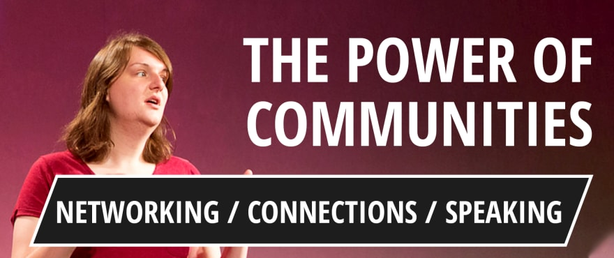 Katie Fenn: the power of developer communitie