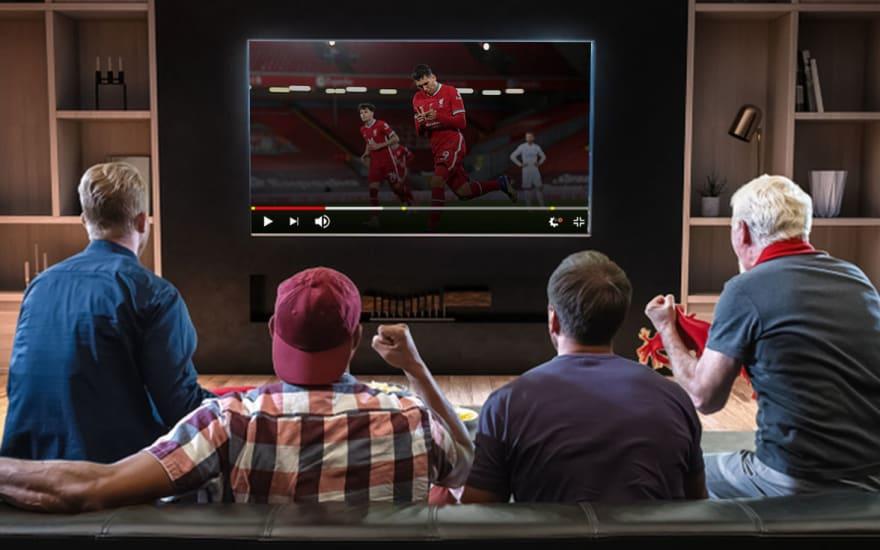 Build Smart TV Application