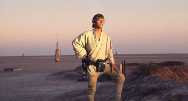 Luke Skywalker - A New Hope