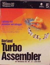 Borland Turbo Assembler 5.0