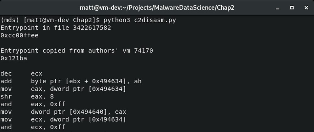 Cover image for First Adventure in Malware Data Science