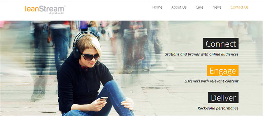 LeanStream_Music Streaming Solution