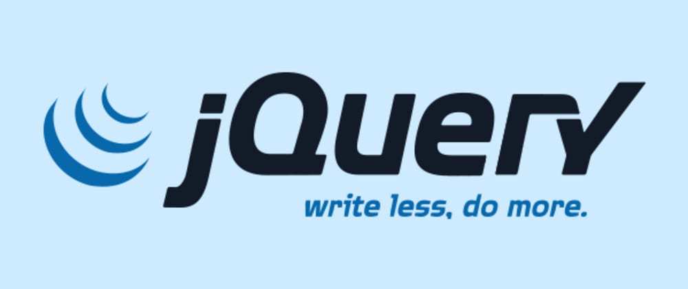Cover image for Do we still need jQuery in 2020?
