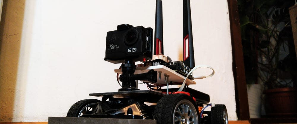 Cover image for A self-driving RC car! And a complete guide to build your own.