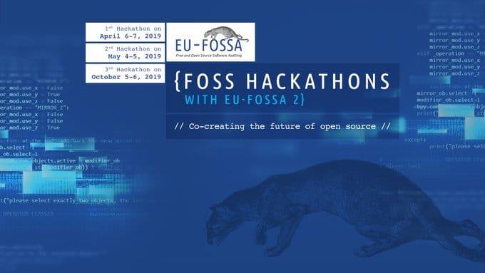FOSS Hackathon Banner