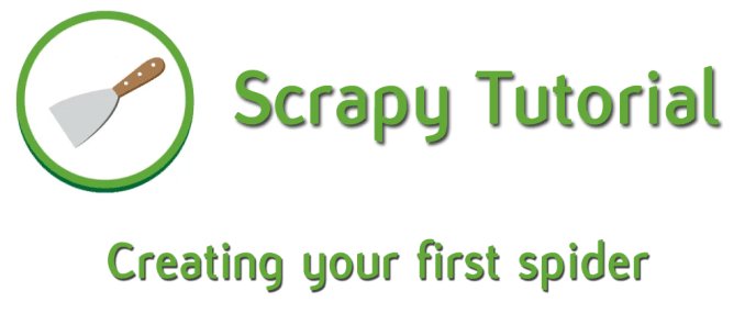 Python scrapy tutorial for beginners – 01 – Creating your
