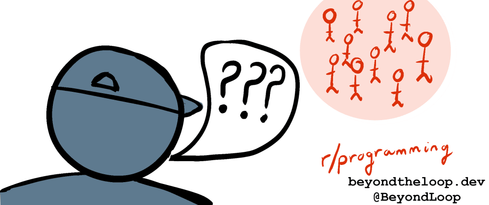 Cover image for Reddit for programmers